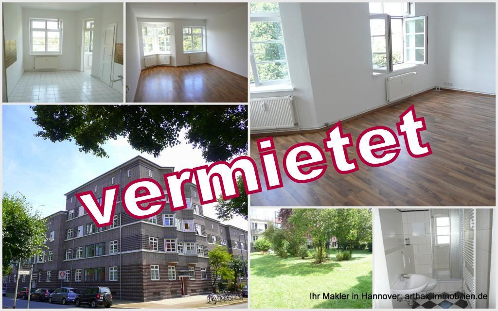 Hannover List 2 Zi Wohnung Miete Gartenstadt Kreuzkampe