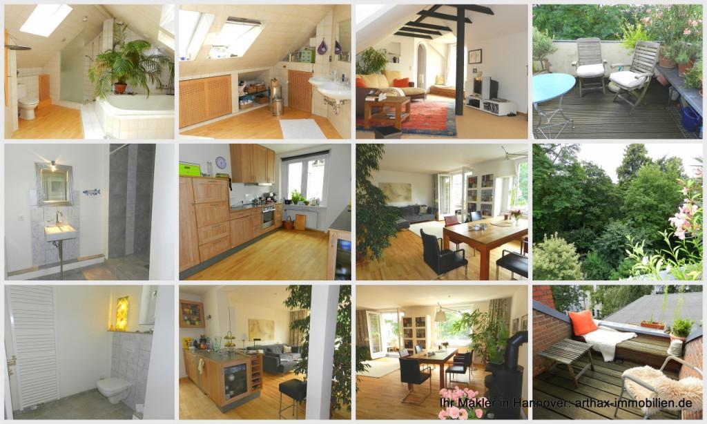 Suuuper Lage – 5 Zi Familienwohnung in Hannover Oststadt