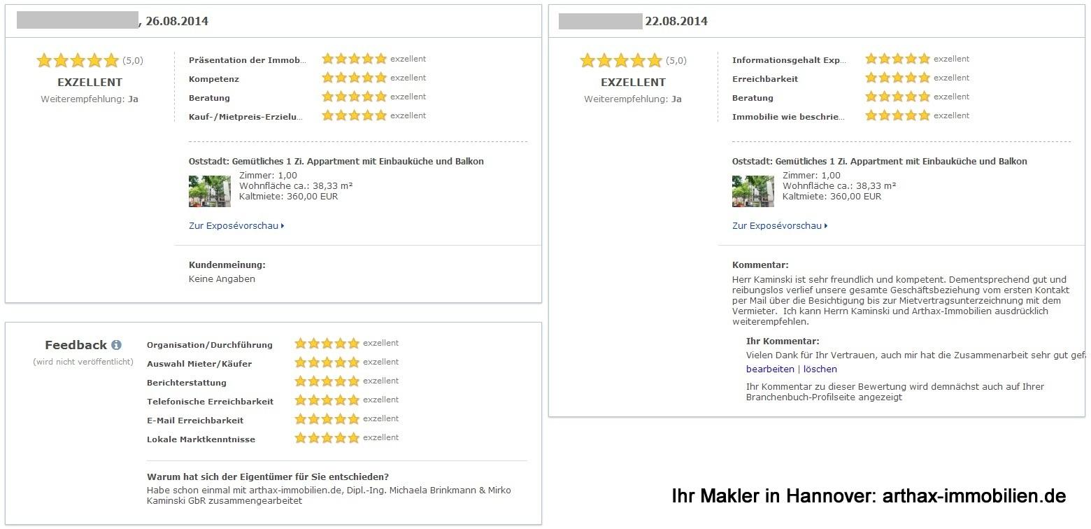 Vermieter-Mieter-Referenz-Hannover-Oststadt
