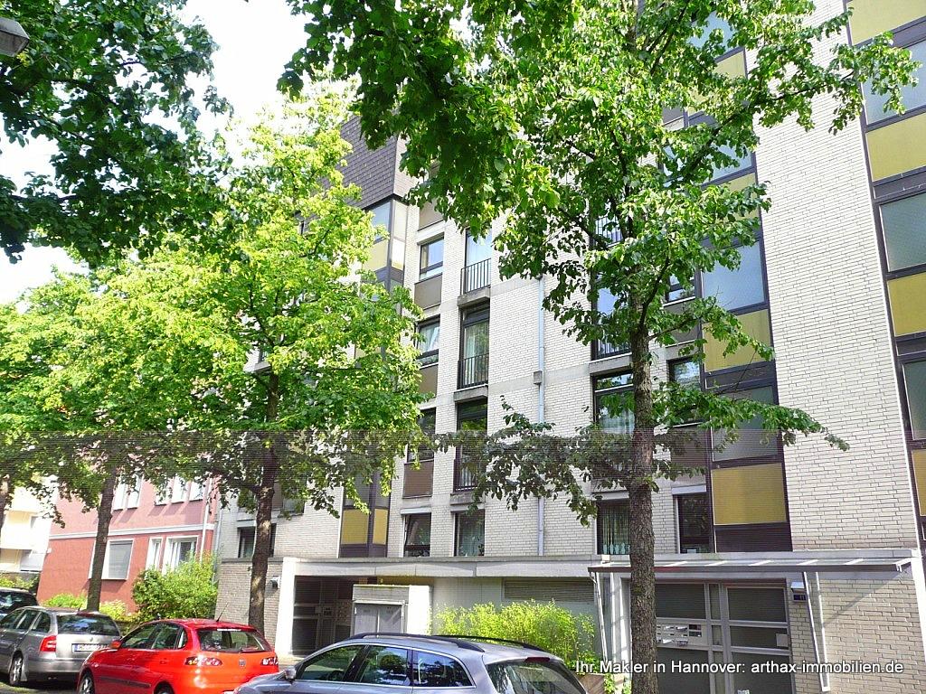 Schöne Wohnung mieten in zentraler Lage von Hannover Oststadt