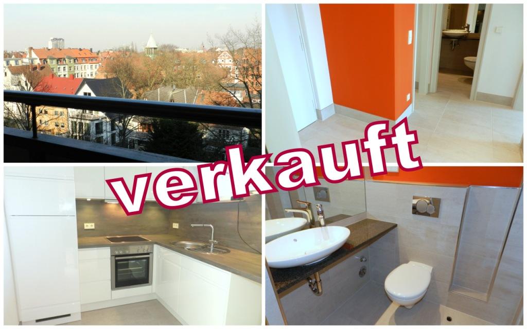 Sanierte Eigentumswohnung in Hannover Linden Mitte