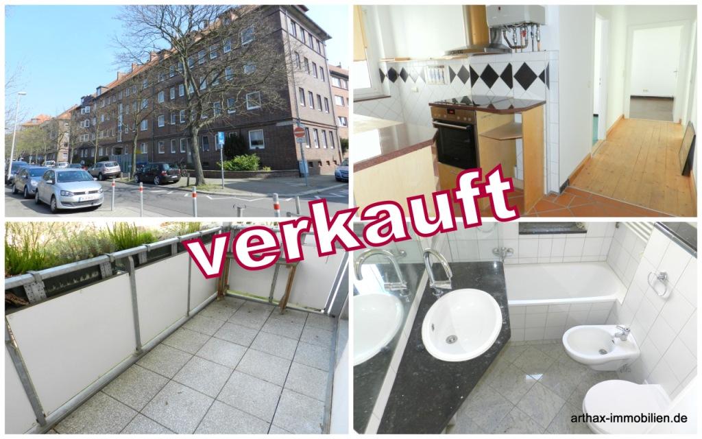 3 Zi. Wohnung in Hannover Südstadt zu kaufen
