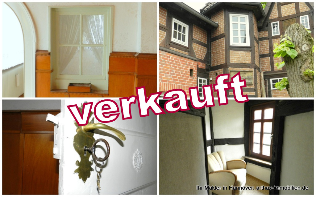Hannover – Essel: Wer Altbau mag, wird dieses Haus lieben.