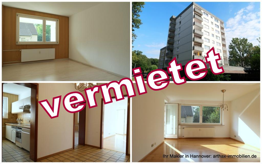 Wohnung in Hannover Stöcken zu mieten