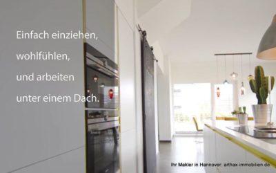 Alles, außer gewöhnlich! Architektenhaus nahe Hannover
